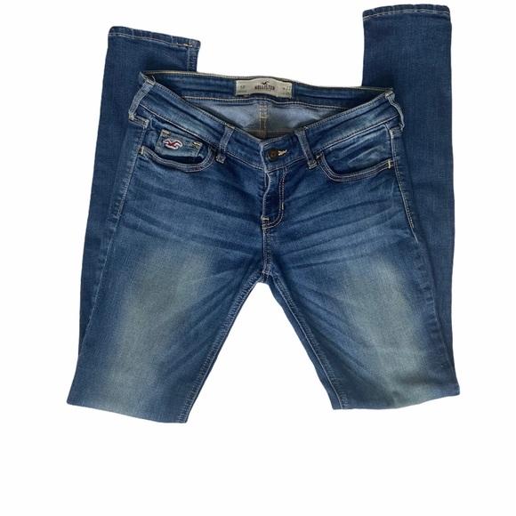 Hollister Skinny Jeans Sz 5
